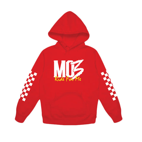 Mo3 - Red Hoodie