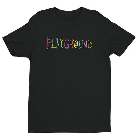 Sad Frosty- Playground Short Sleeve T-shirt + Digital Download