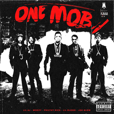 One Mob - One Mob CD