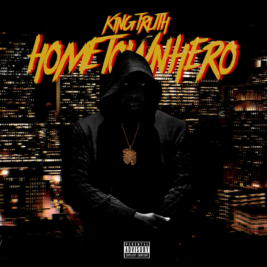 Trae Tha Truth - Hometown Hero CD