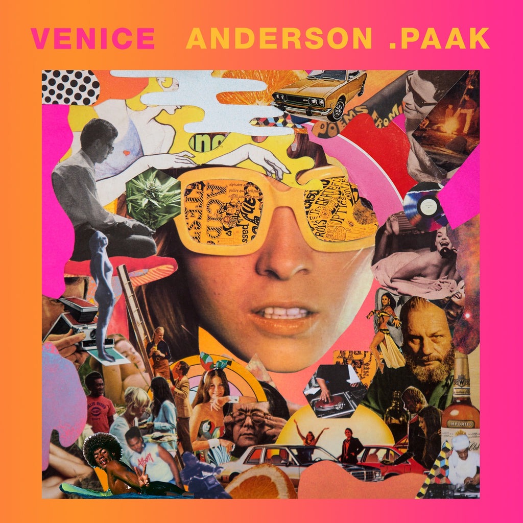 Anderson Paak - Venice CD