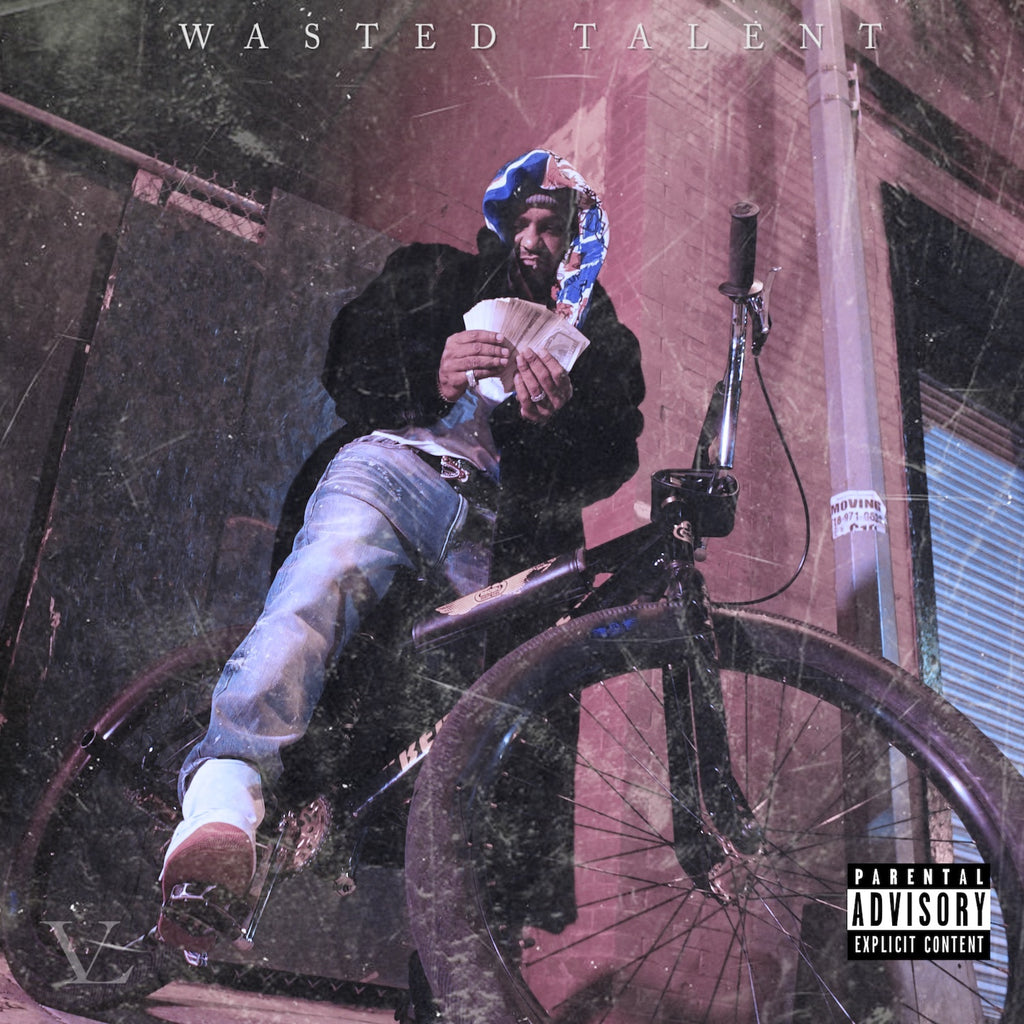 Jim Jones - Wasted Talent (CD)