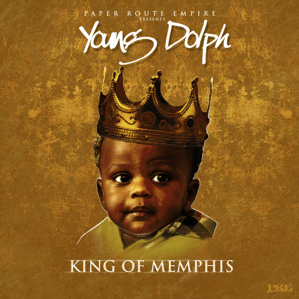 Young Dolph - King of Memphis CD