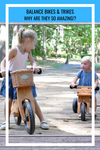 Balance Bike - perfect for toddlers and children!