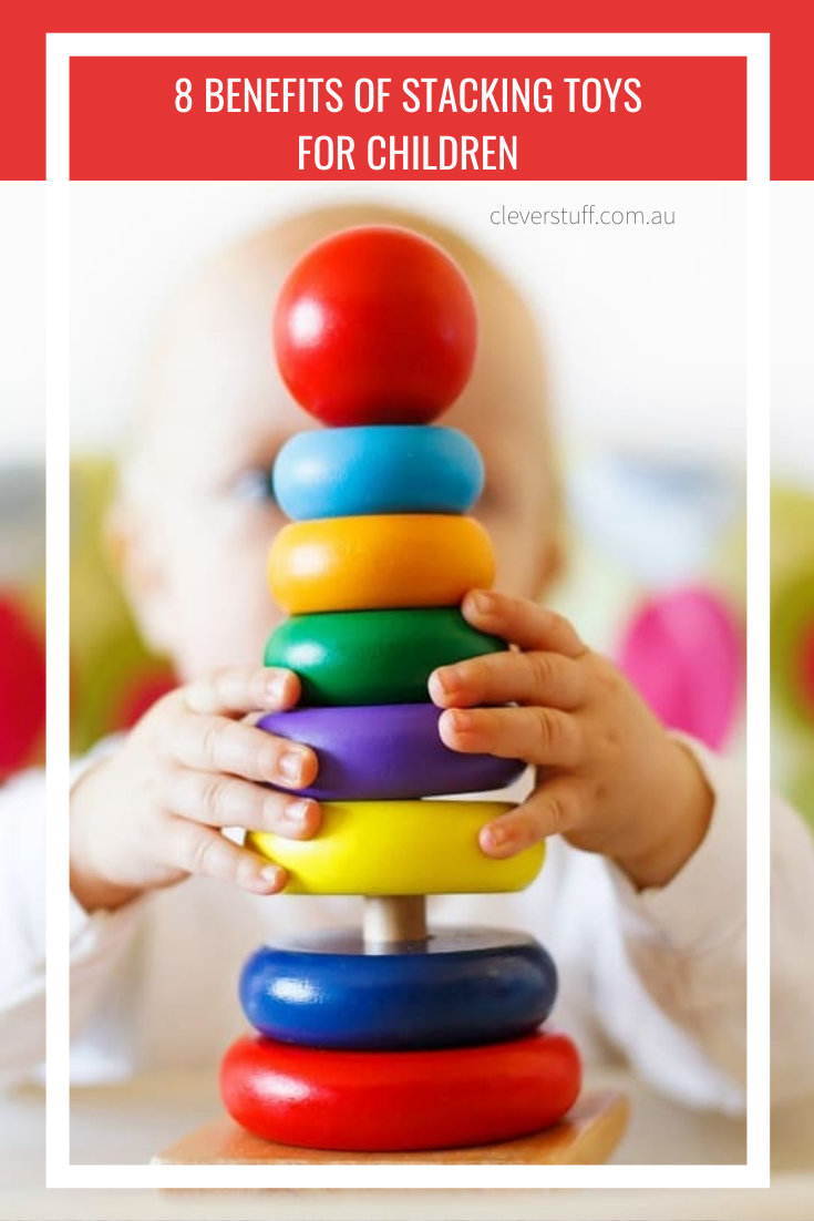 8 Benefits of Stacking Toys for Children