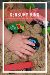 How To Build a Sensory Bin