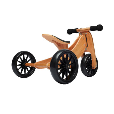 Wooden Tiny Tot Trike - Bamboo