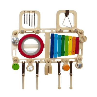 Melody Mix Bench - Wall Activity Centre