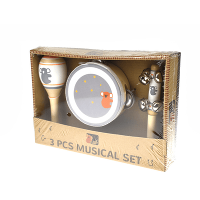 3 Piece Musical Set - Koala