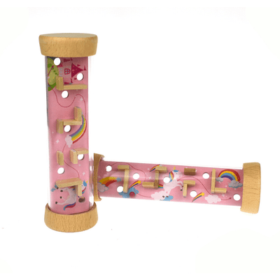 Unicorn Bead Labyrinth Tube