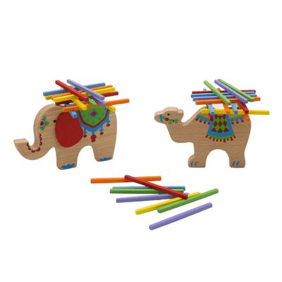 Balancing Sticks Animal Game