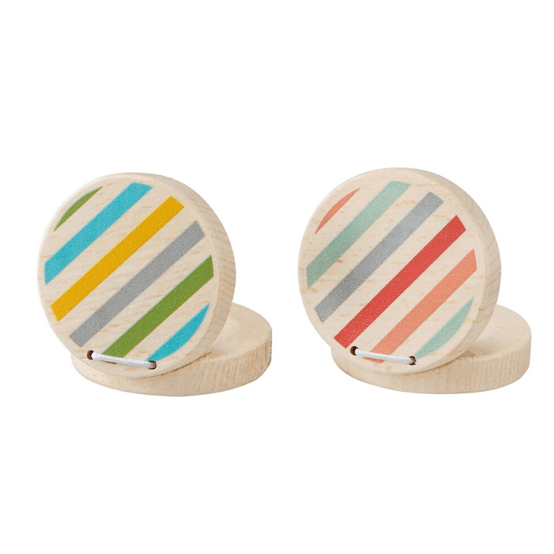 Striped Castanet