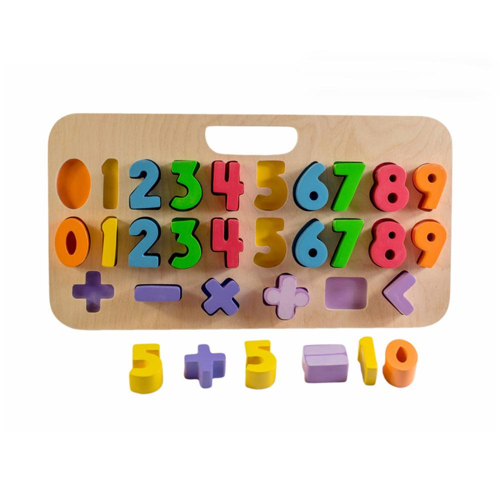 Kiddie Connect - Carry Around Numbers - CleverStuff