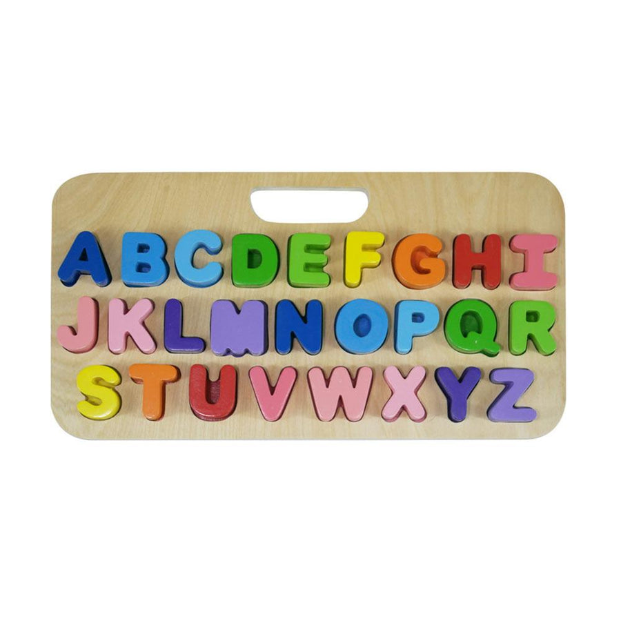 Carry Around Uppercase Letters