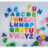 Uppercase Chunky Tracing Puzzle