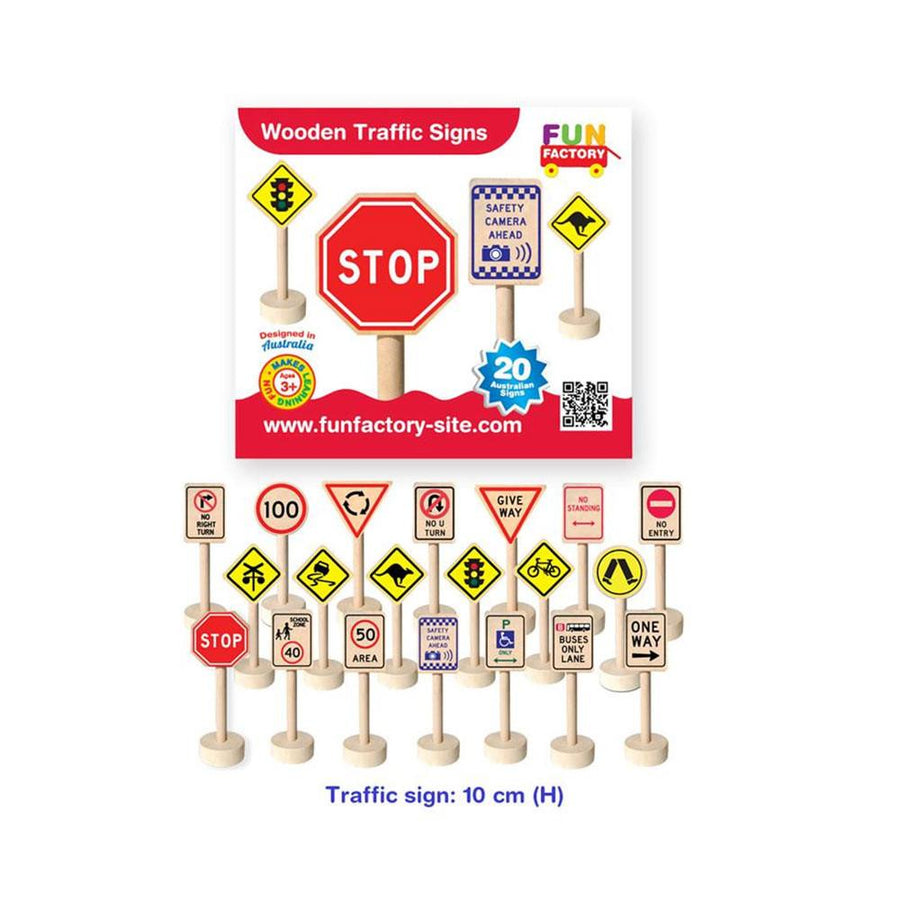 Fun Factory - Traffic Signs - CleverStuff