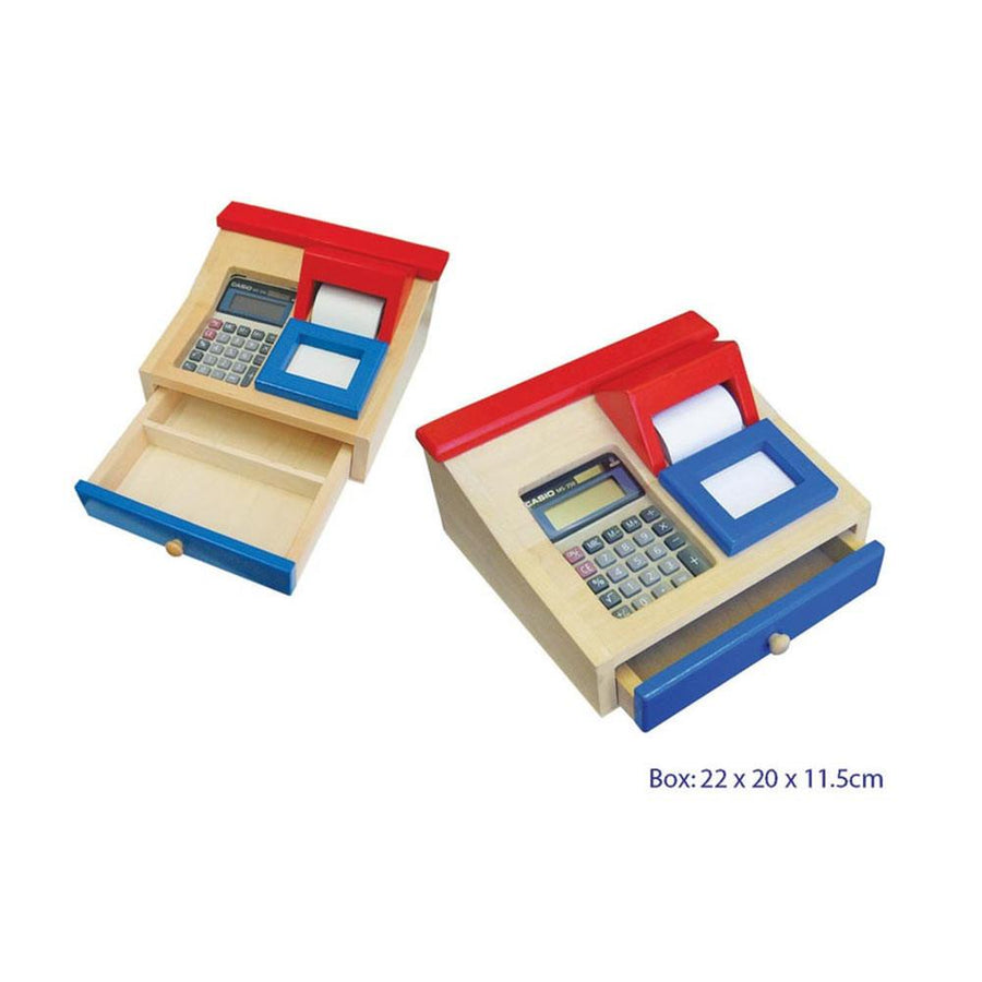 Fun Factory - Wooden Cash Register - CleverStuff