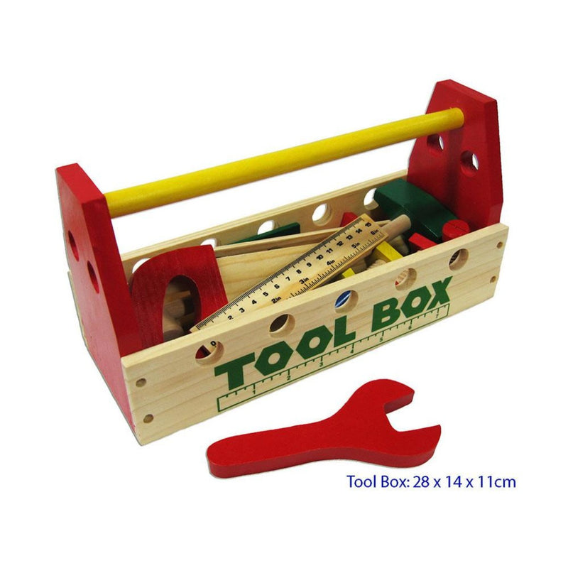 Fun Factory - Tool Set with Wooden Tools - CleverStuff