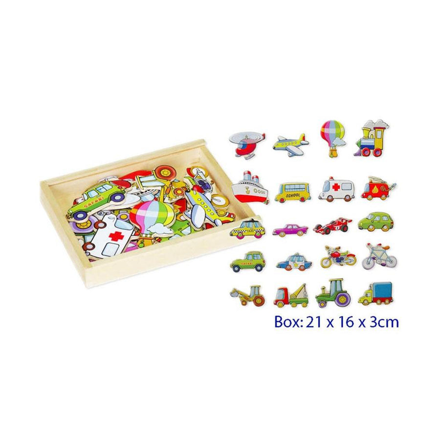Fun Factory - Transport Magnets - 20 Pce - CleverStuff