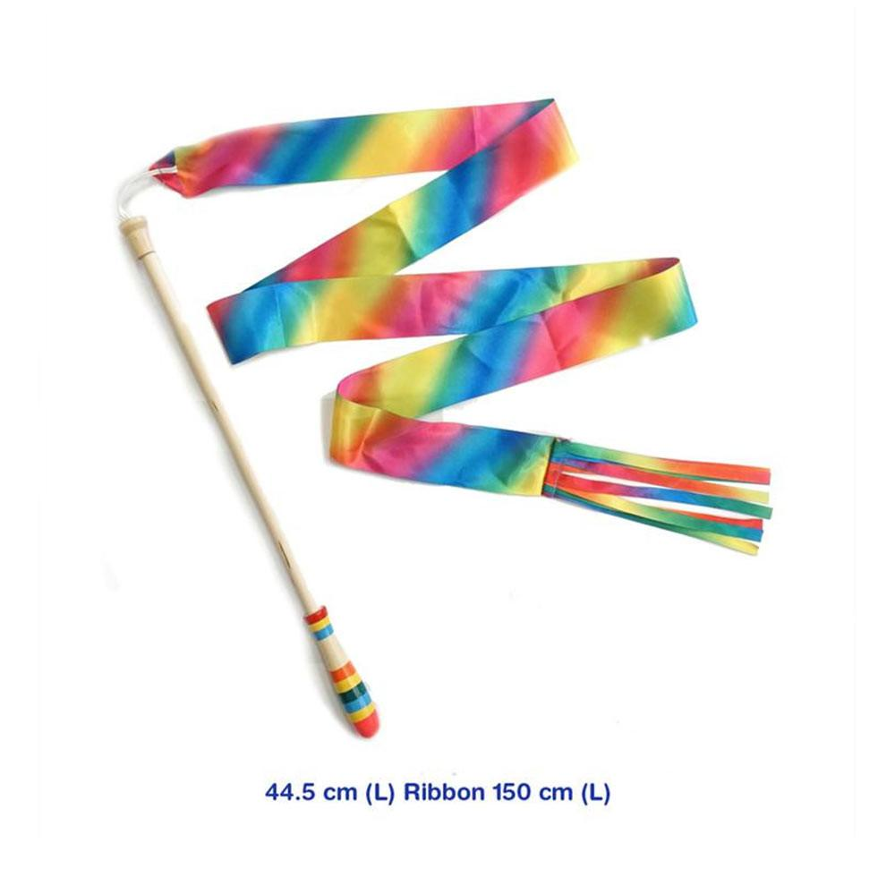Fun Factory - Rainbow Ribbon Stick - CleverStuff