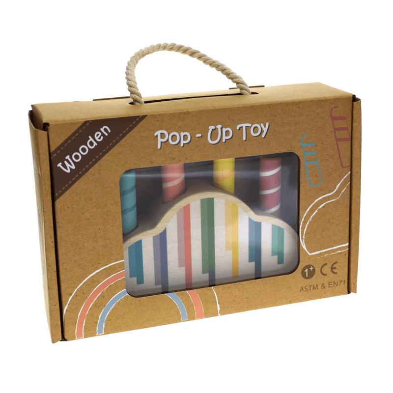 Pop Up Toy - Colour Drip
