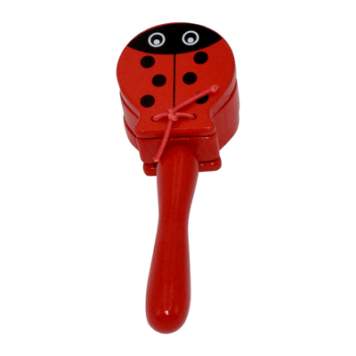 Colourful Animal Castanet