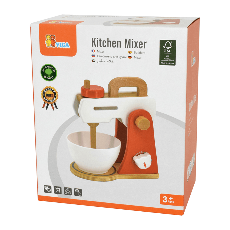 Viga - Wooden Kitchen Mixer - CleverStuff