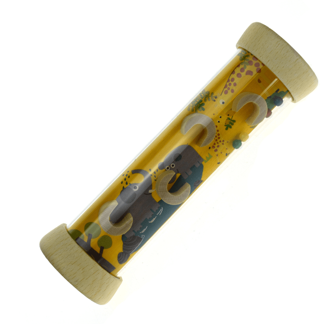 Jungle Animal Bead Labyrinth Tube