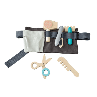 Barber Belt Playset - Black