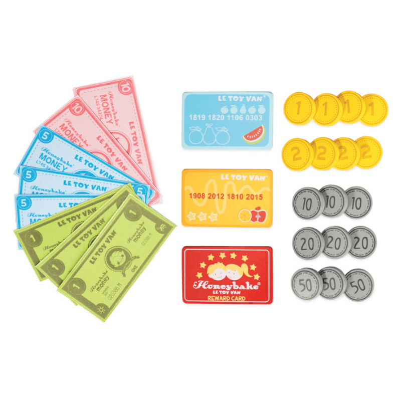 Play Money Set - Honeybake