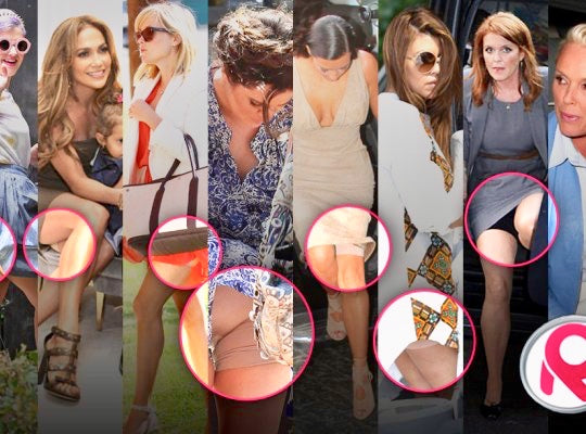 Revealing the best kept Celebrity Secret...SHAPEWEAR