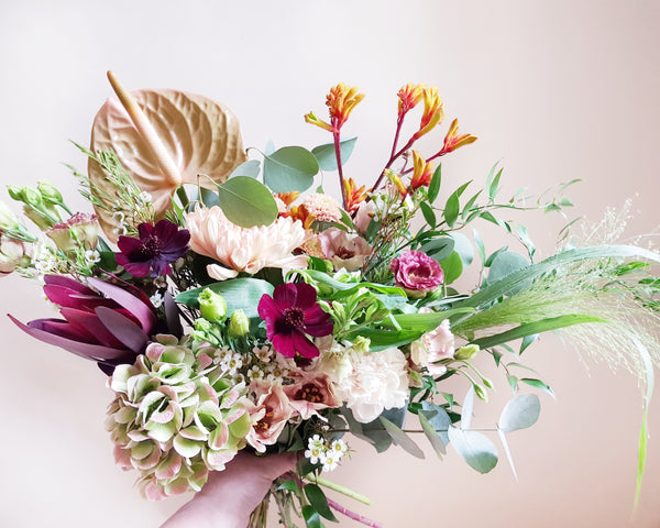 Bouquet of the week, local delivery and collection Monday to Friday,