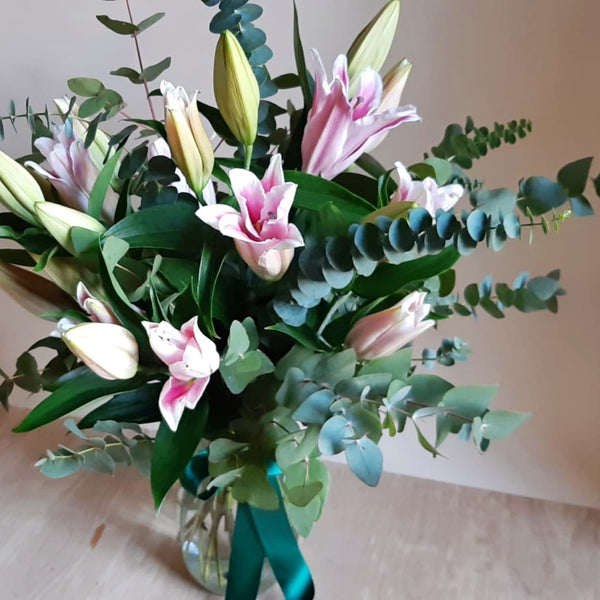 Mother's Day Lily bouquet - sold out