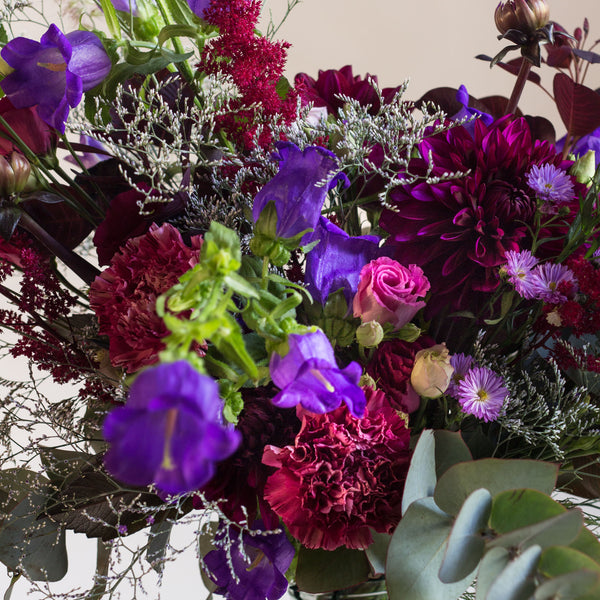 Classic Beauty - Rose and Ammi Flowers Edinburgh florist