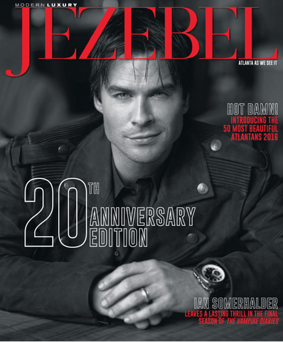 Jezebel 20th Anniversary Cover