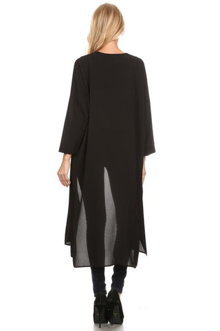Twirl Girl Duster/Cover Up