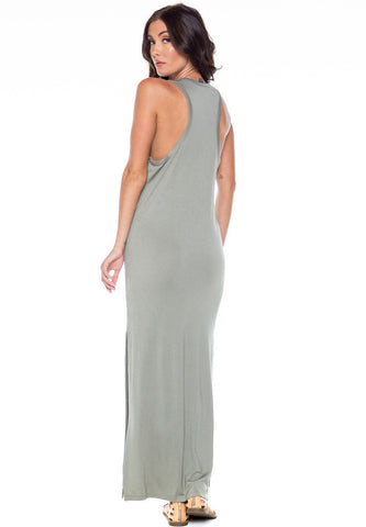 Easy Like Sunday Morning Maxi - more colors...
