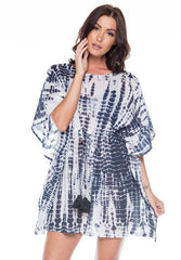 Sea Salt Of The Earth Cover Up/Kaftan