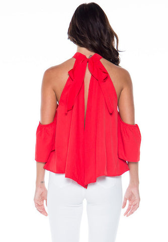 Lucy Love Top - Red