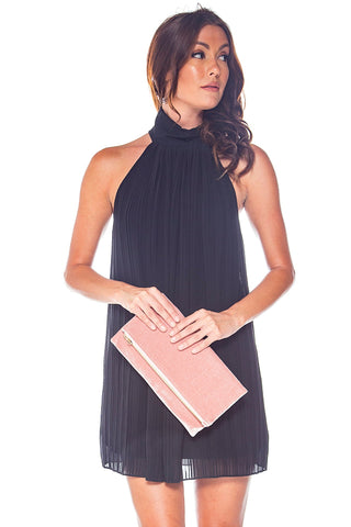 Velvet Fold Over Clutch - more colors...