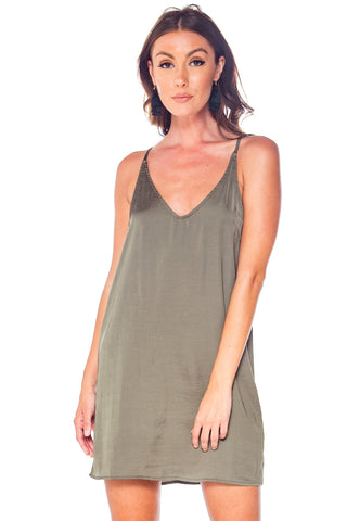 Perfect Illusion Slip Dress - more colors...