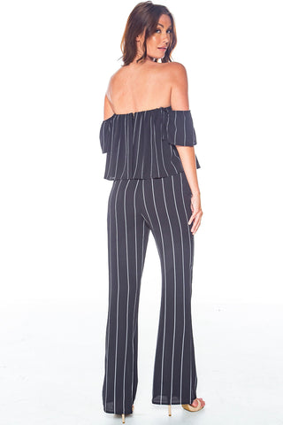 Anything's Poshible Stripe Pants