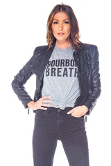 Bourbon Breath Graphic Tee