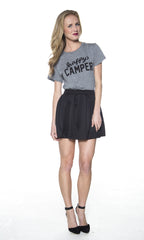 Happy Camper Loose Tee - sub urban Riot