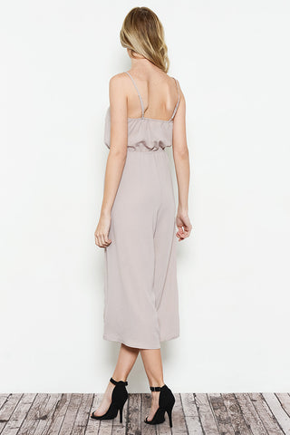 Secret Hideaway Shorts Jumpsuit