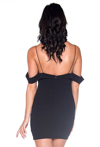 All My Heart Bare Shoulder Dress - more colors