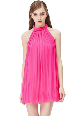 Forevermore Halter Dress - More Colors...