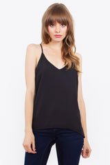 I Got Your Back Twisted Cami Top