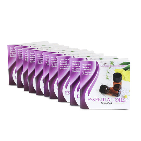 NEW! (2019) Essential Oils Simplified (10 Pack)