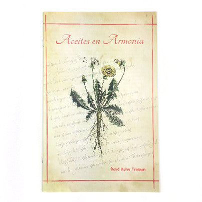 Aceites en Armonia - Dr. Me Spanish Edition - TruWellness - Health and Wellness with Essential Oils